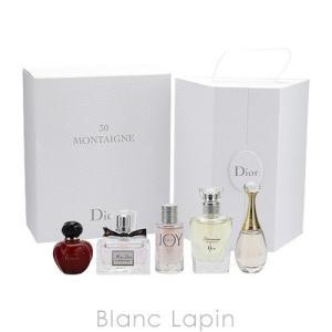 【箱・外装不良】クリスチャンディオール Dior レパフュームズ トロントモンテーニュ 7.5mlx2/5mlx3 [449380] blanc-lapin