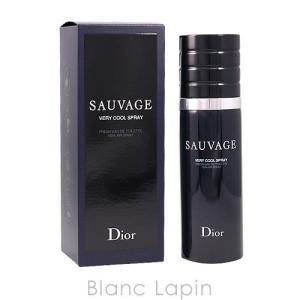 【箱・外装不良】クリスチャンディオール Dior ソヴァージュベリークールスプレー 100ml [352314] blanc-lapin