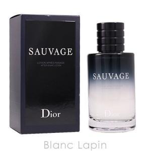 【箱・外装不良】クリスチャンディオール Dior ソヴァージュアフターシェーブローション 100ml [250269]|blanc-lapin