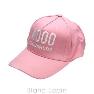 【ノベルティ】 ディースクエアード DSQUARED2 キャップ ウッドフェム #ピンク [846849]|blanc-lapin