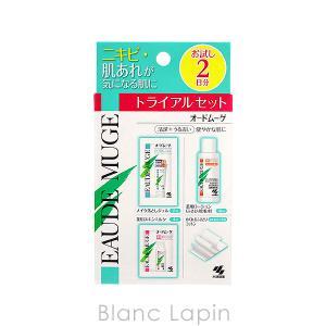 オードムーゲ EAUDE MUGE トライアルセット [045350]【メール便可】 blanc-lapin