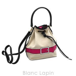 【ポーチ汚れ】【ノベルティ】 エスティローダー ESTEE LAUDER バケットバッグ #ホワイト [491212] blanc-lapin