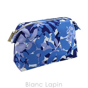 【ノベルティ】 エスティローダー ESTEE LAUDER コスメポーチ #ブルー [302426]【メール便可】|blanc-lapin