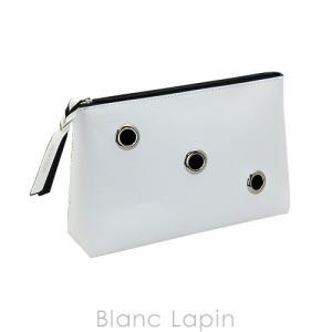 【ノベルティ】 エスティローダー ESTEE LAUDER コスメポーチ #ホワイト [056388]|blanc-lapin
