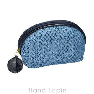 【ノベルティ】 エスティローダー ESTEE LAUDER コスメポーチ #ブルー [049024]【メール便可】|blanc-lapin
