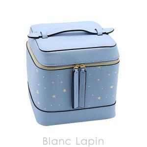 【ノベルティ】 エスティローダー ESTEE LAUDER バニティポーチ #ブルー [464544]|blanc-lapin