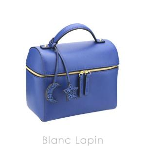 【ノベルティ】 エスティローダー ESTEE LAUDER ミディアムバニティポーチ #ブルー [464520]|blanc-lapin