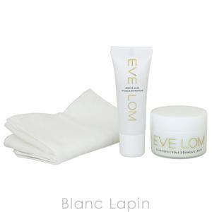 【ミニサイズセット】 イヴロム EVE LOM スキンケアセット [042114]|blanc-lapin