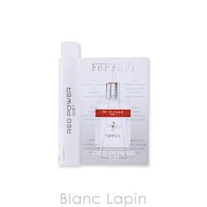 【ミニサイズ】 フェラーリ FERRARI レッドパワーアイス EDT 1.2ml [039053]|blanc-lapin