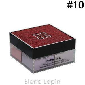 ジバンシイ GIVENCHY プリズム・リーブル #10 スパークリング・シフォン 3gx4 [389045]|blanc-lapin