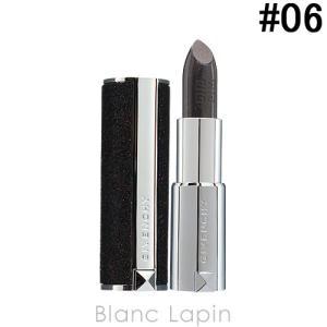 ジバンシイ GIVENCHY ルージュ・ジバンシイ・ノワール #06 ナイト・イン・グレー 3.4g [388116]【メール便可】【決算キャンペーン】|blanc-lapin