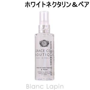 グレースコール GRACE COLE ボディミスト ホワイトネクタリン&ペア 100ml [663799]|blanc-lapin