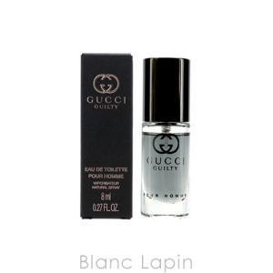 【ミニサイズ】 グッチ GUCCI ギルティプールオム EDT 8ml [573468]|blanc-lapin