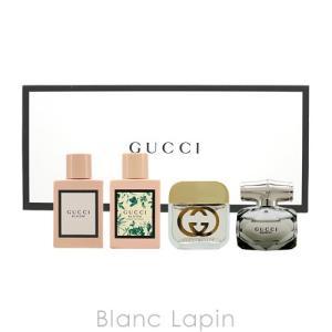 グッチ GUCCI ミニチュアコレクション3 5mlx4 [759290]|blanc-lapin