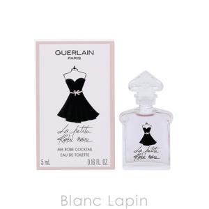 【ミニサイズ】 ゲラン GUERLAIN ラプティットローブノワールオードトワレ 5ml [422845] blanc-lapin