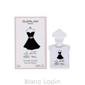 【容器不良】【ミニサイズ】 ゲラン GUERLAIN ラプティットローブノワールオードトワレ 5ml [422845]|blanc-lapin