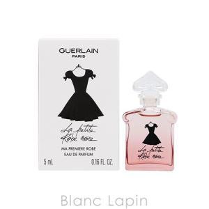 【ミニサイズ】 ゲラン GUERLAIN ラプティットローブノワールオーデパルファン 5ml [422852] blanc-lapin
