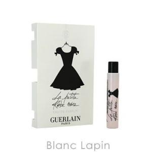 【ミニサイズ】 ゲラン GUERLAIN ラプティットローブノワール EDP 1ml [503322] blanc-lapin