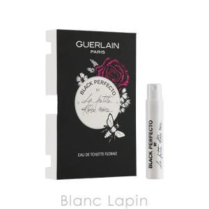 【ミニサイズ】 ゲラン GUERLAIN ラプティットローブノワールブラックパーフェクトフローラル EDT 0.7ml [513284]|blanc-lapin