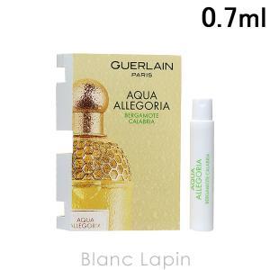 【ミニサイズ】 ゲラン GUERLAIN アクアアレゴリアベルガモットカラブリア EDT 0.7ml [512416]|blanc-lapin
