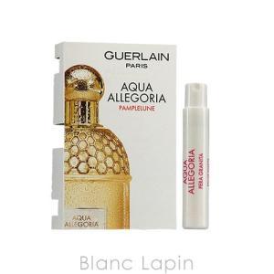 【ミニサイズ】 ゲラン GUERLAIN アクアアレゴリアパンプルリューヌ EDT 0.7ml [513321]|blanc-lapin
