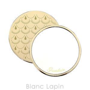 【ノベルティ】 ゲラン GUERLAIN ポケットミラー #ゴールド [428892]|blanc-lapin