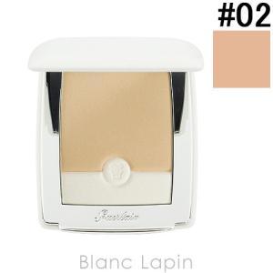 ゲラン GUERLAIN ペルルブランライトブースターコンパクト #02 ライトベージュ 8.5g [420755]|blanc-lapin