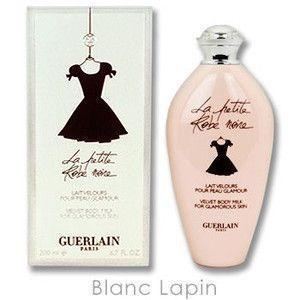 ゲラン GUERLAIN ラプティットローブノワールボディローション 200ml [114791] blanc-lapin