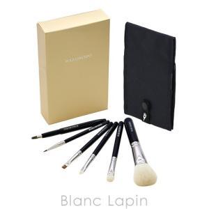 白鳳堂 HAKUHODO 基本6本Bセット #ブラック [062747]|blanc-lapin