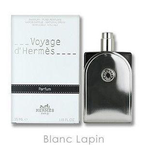 エルメス HERMES ヴォヤージュドゥエルメス EDP 35ml [101893]|blanc-lapin