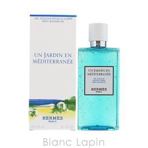 エルメス HERMES パフュームドバス&シャワージェル地中海の庭 200ml [031434]|blanc-lapin