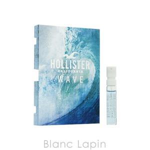 【ミニサイズ】 ホリスター Hollister ウェーブフォーヒム EDT 2ml [007427]|blanc-lapin