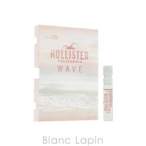 【ミニサイズ】 ホリスター Hollister ウェーブフォーハー EDP 2ml [007434]|blanc-lapin