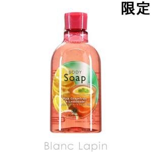 ハウスオブローゼ HOUSE OF ROSE ボディソープPL ピンクグレープフルーツ&レモネードの香り 300ml [128750]|blanc-lapin