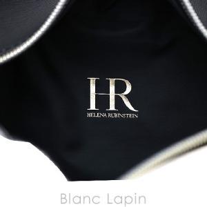 【ノベルティ】 ヘレナルビンスタイン HR コスメポーチ ラージ #ホワイト/ブラック [615083]|blanc-lapin|03