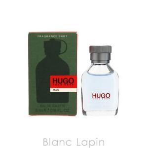 【ミニサイズ】 ヒューゴボス HUGO BOSS ヒューゴマン EDT 5ml [066097]|blanc-lapin