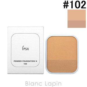 資生堂/イプサ IPSA パウダーファウンデイションN レフィル #102 8g [431840]【メール便可】|blanc-lapin