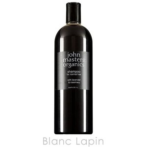 ジョンマスターオーガニック JOHN MASTERS ORGANICS L&RシャンプーN ラベンダーローズマリー 1000ml [500495]|blanc-lapin