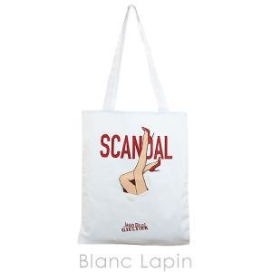 【ノベルティ】 ジャンポールゴルチェ Jean Paul GAULTIER トートバッグ スキャンダル #ホワイト [021739]【メール便可】|blanc-lapin
