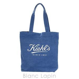 【ノベルティ】 キールズ KIEHL'S トートバッグ #ブルー [070407]|blanc-lapin