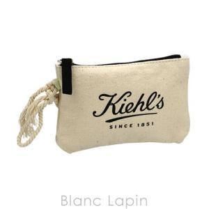 【ノベルティ】 キールズ KIEHL'S コスメポーチ [072210]【メール便可】|blanc-lapin