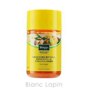 クナイプ KNEIPP バスソルト ユズ&ジンジャーの香り 850g [850766]|blanc-lapin