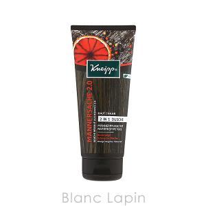 クナイプ KNEIPP メンズボディウォッシュ ブラッドオレンジ&ブラックペッパー 200ml [134222] blanc-lapin
