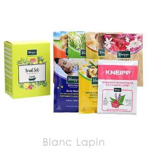 クナイプ KNEIPP バスソルトトライアルセット 50gx7 [851091]|blanc-lapin