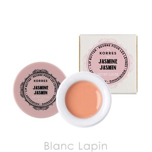 コレス KORRES リップバター ジャスミン 6g [073595]【メール便可】 blanc-lapin