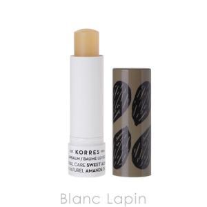 コレス KORRES リップバームスティック カラーレス ナチュラルケア 5ml [065279]【メール便可】 blanc-lapin
