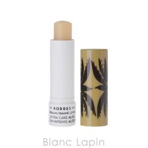 コレス KORRES リップバームスティック カラーレス EXケア 5ml [065286]【メール便可】 blanc-lapin
