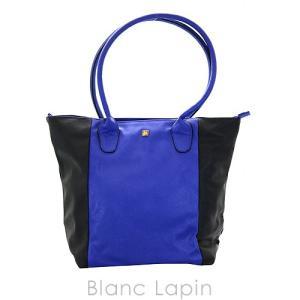 【ノベルティ】 ランコム LANCOME トートバッグ #ブルー/ブラック [052847]|blanc-lapin