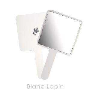 【ノベルティ】 ランコム LANCOME ハンドミラー #ホワイト [076027]【hawks202110】|blanc-lapin