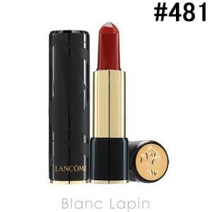ランコム LANCOME ラプソリュルージュR #481 3g [653030]【メール便可】|blanc-lapin